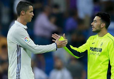 'I moved to Spain to face Ronaldo'