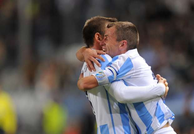 Celta 0-2 Malaga: Los Boquerones boost their survival hopes