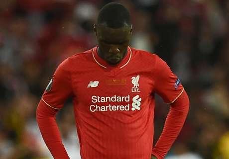 Benteke: I didn't fail at Liverpool