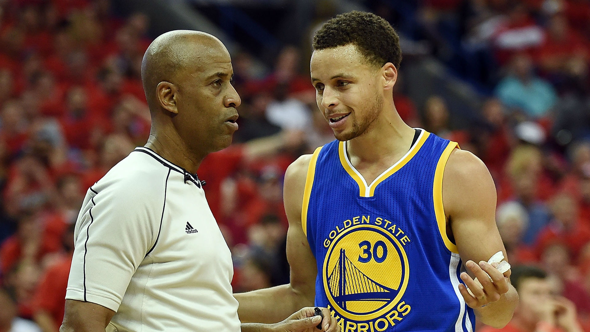 NBA concedes Stephen Curry was fouled on game-tying 3-pointer