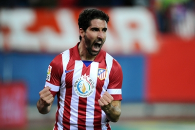 Atletico relishing Milan tie