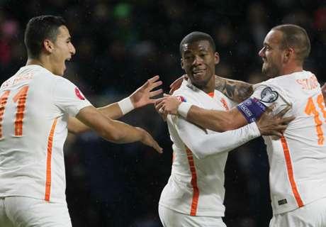 Kazakhstan 1-2 Netherlands: Still alive