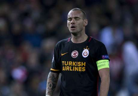 Gala bullying Sneijder out - agent