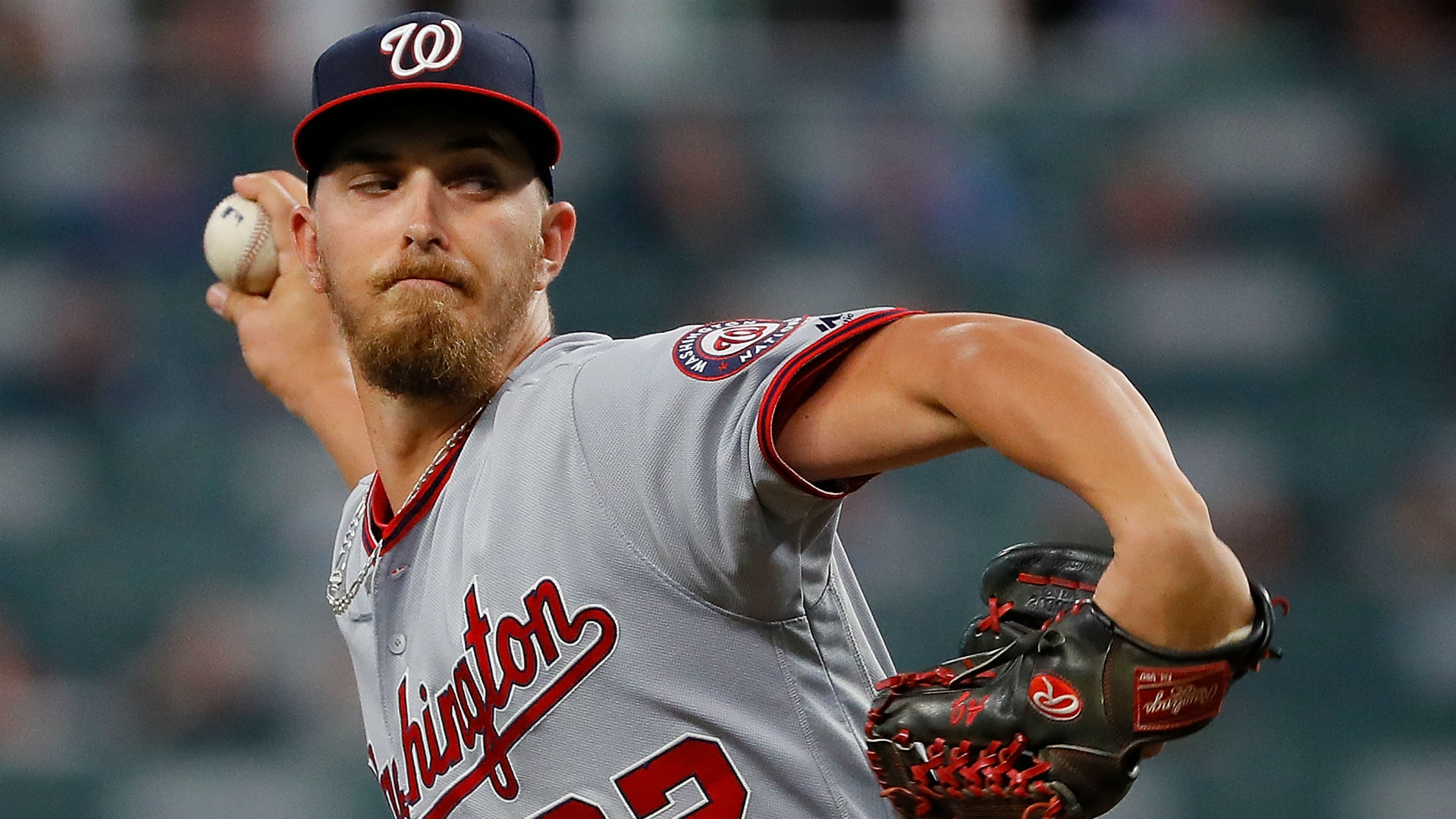 Yankees make trade with Nationals for bullpen depth