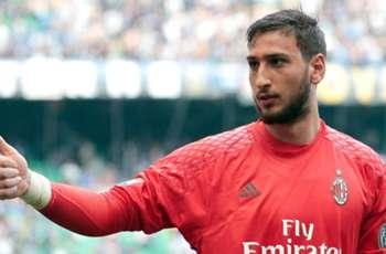 Montella hopeful Donnarumma will stay at Milan