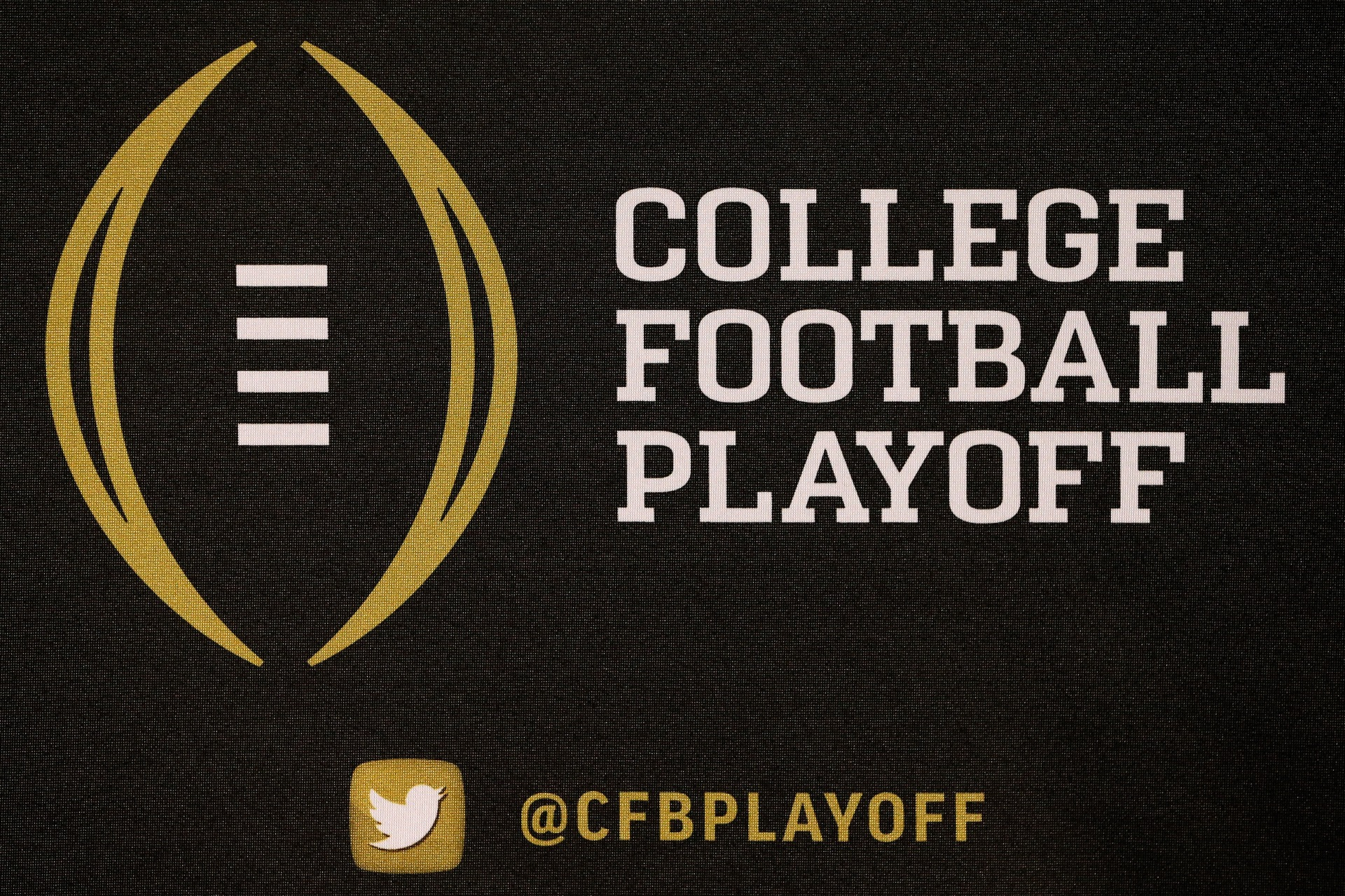 college football playoff selection committee football tv coverage today