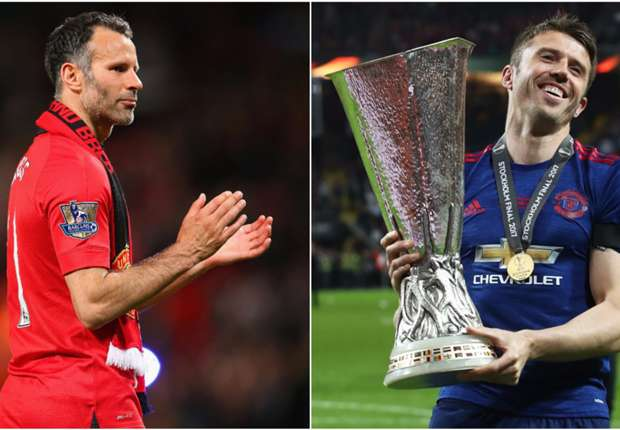 Man Utd star Carrick: I might play for as long as Giggs!