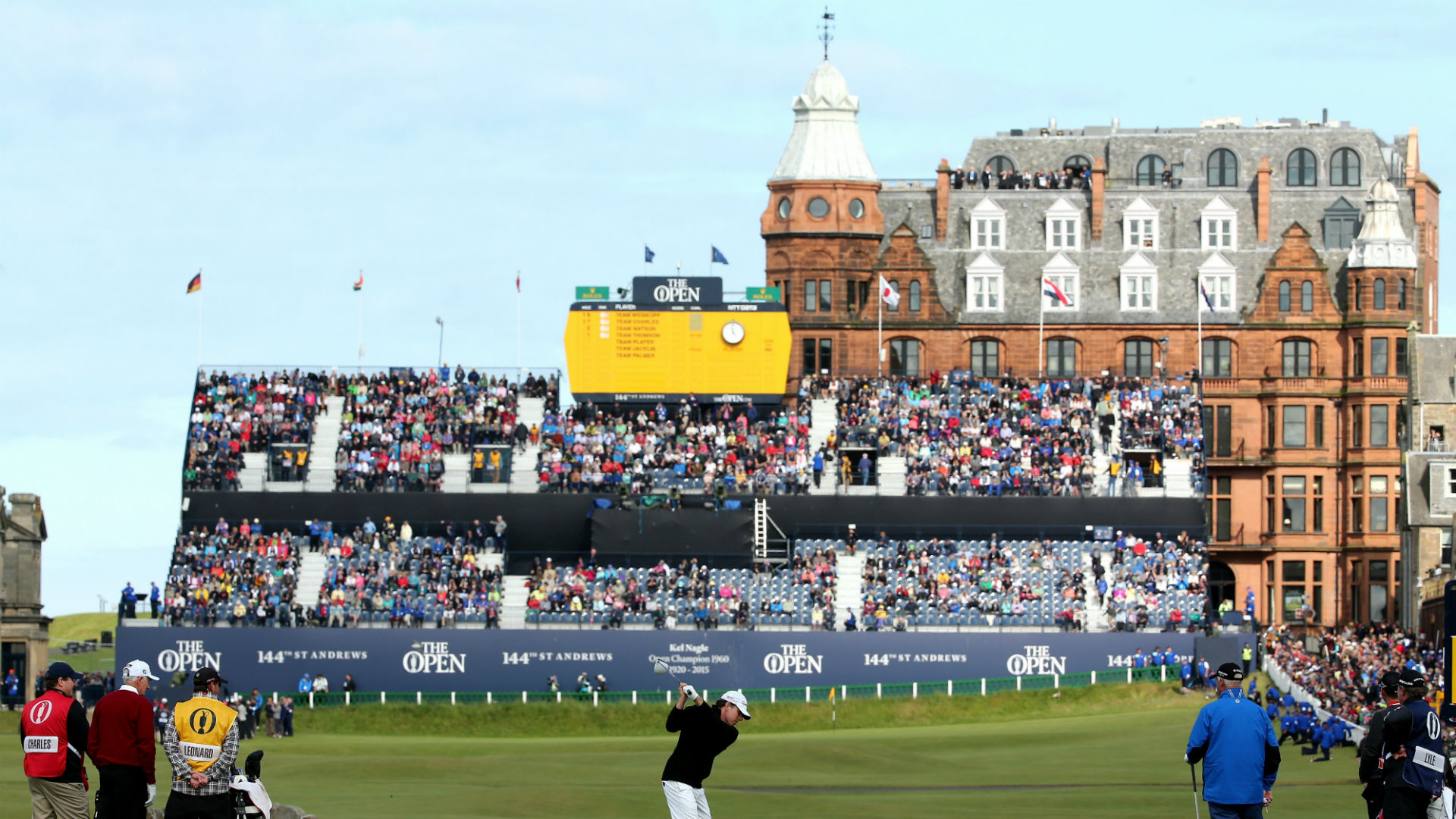 st  andrews to host 150th british open in 2021