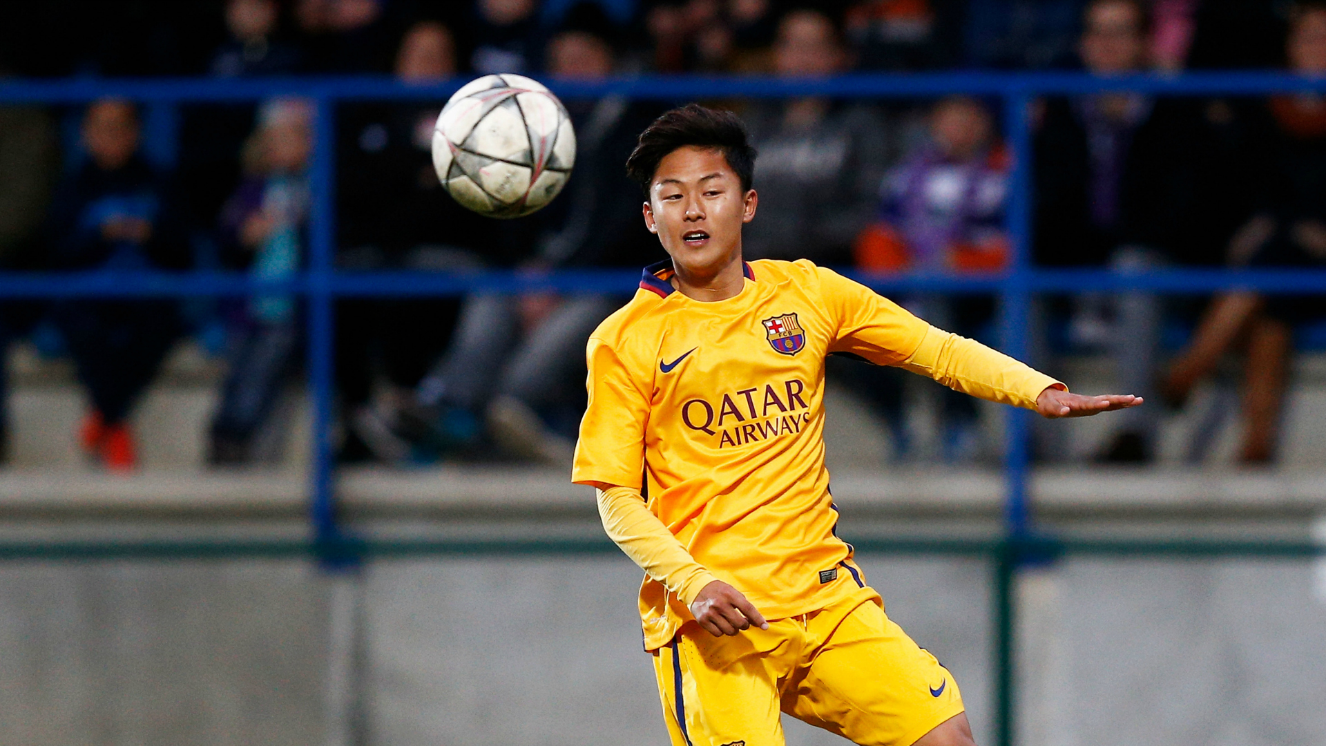 Borussia Dortmund interested in signing Barcelona youngster Lee Seung-woo