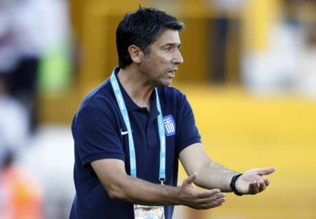 Tsanas appointed Greece coach