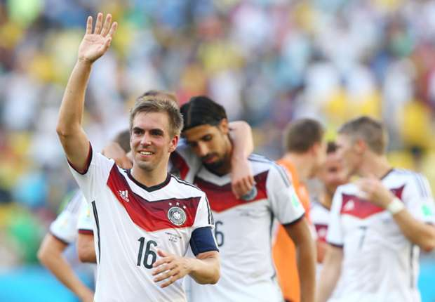 Lahm: I've not been at my best in Brazil