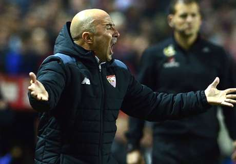Sampaoli revels in Sevilla comeback