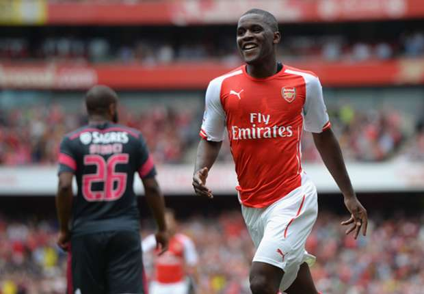 Wenger rules out Joel Campbell loan