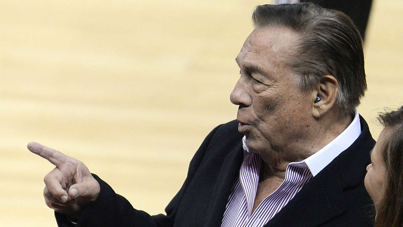 Donald Sterling says it's 'amazing' Charles Oakley compared him to Knicks owner