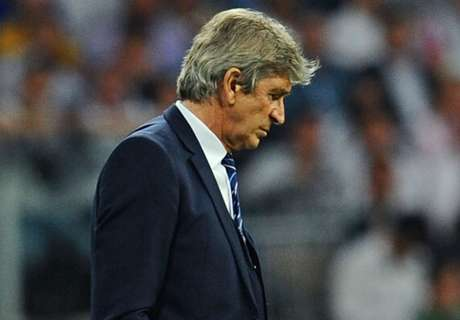 Pellegrini disappointed to miss out