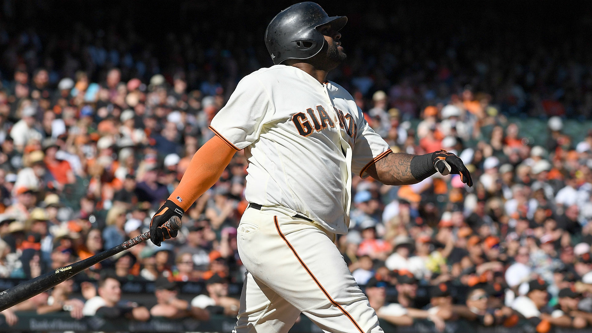 Giants' Pablo Sandoval to have season-ending hamstring surgery, report says
