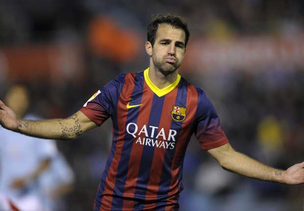 Fabregas: I feel important at Barcelona under Martino