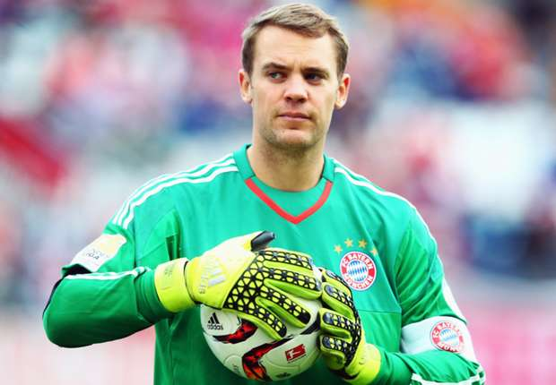 neuer not contemplating retirement after turning 30. Black Bedroom Furniture Sets. Home Design Ideas