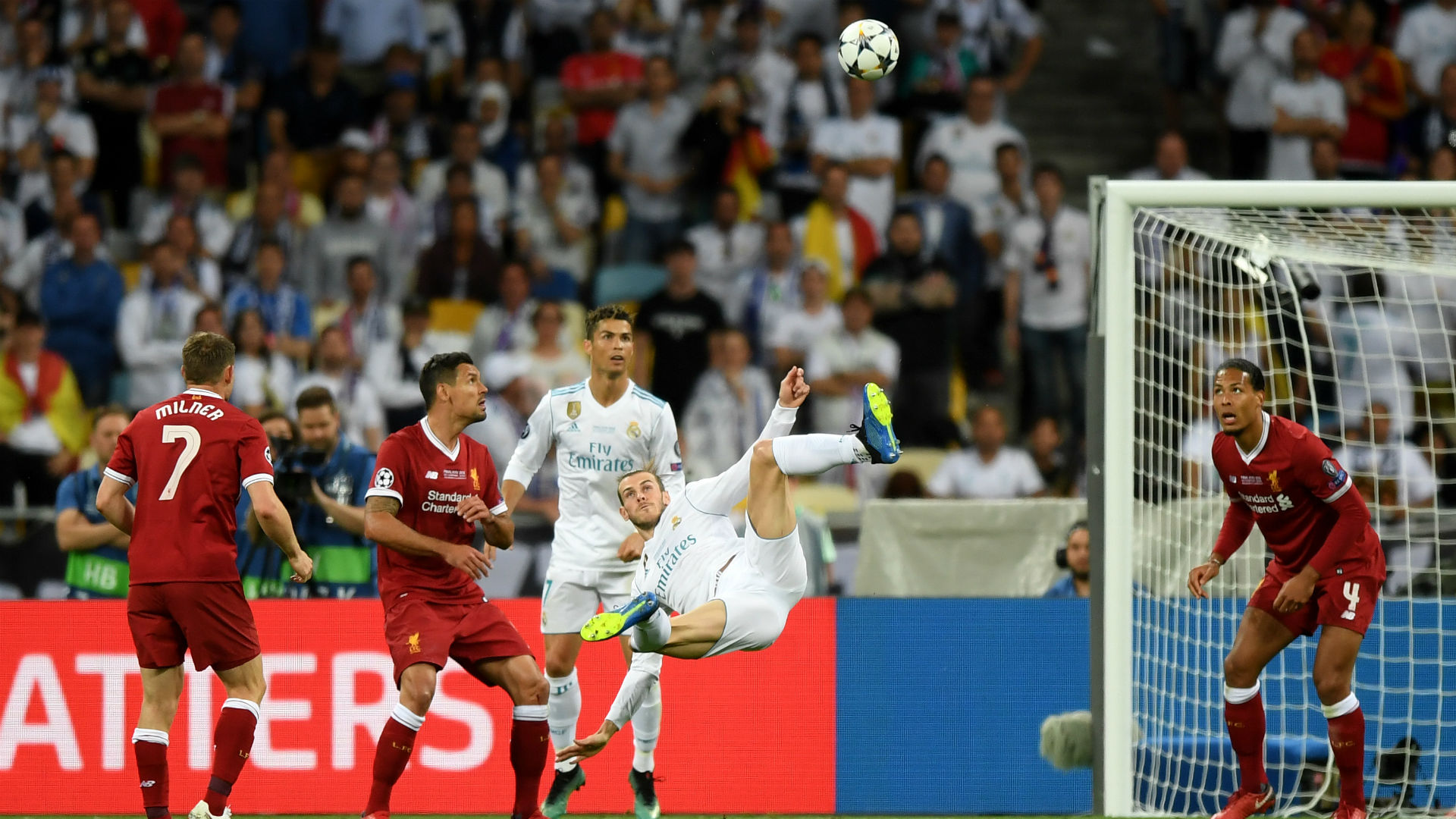 Gareth Bale, Mario Mandzukic and the best Champions League final goals