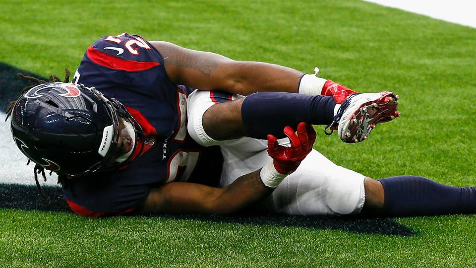 D'Onta Foreman injury update: Texans RB suffers torn ...