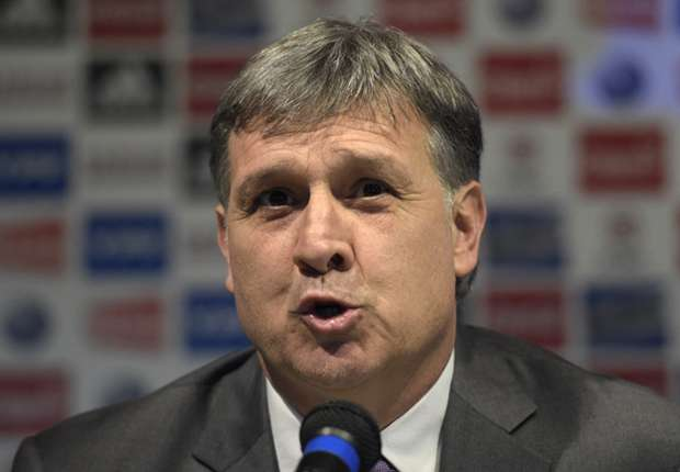 Martino reveals Argentina squad for Germany friendly