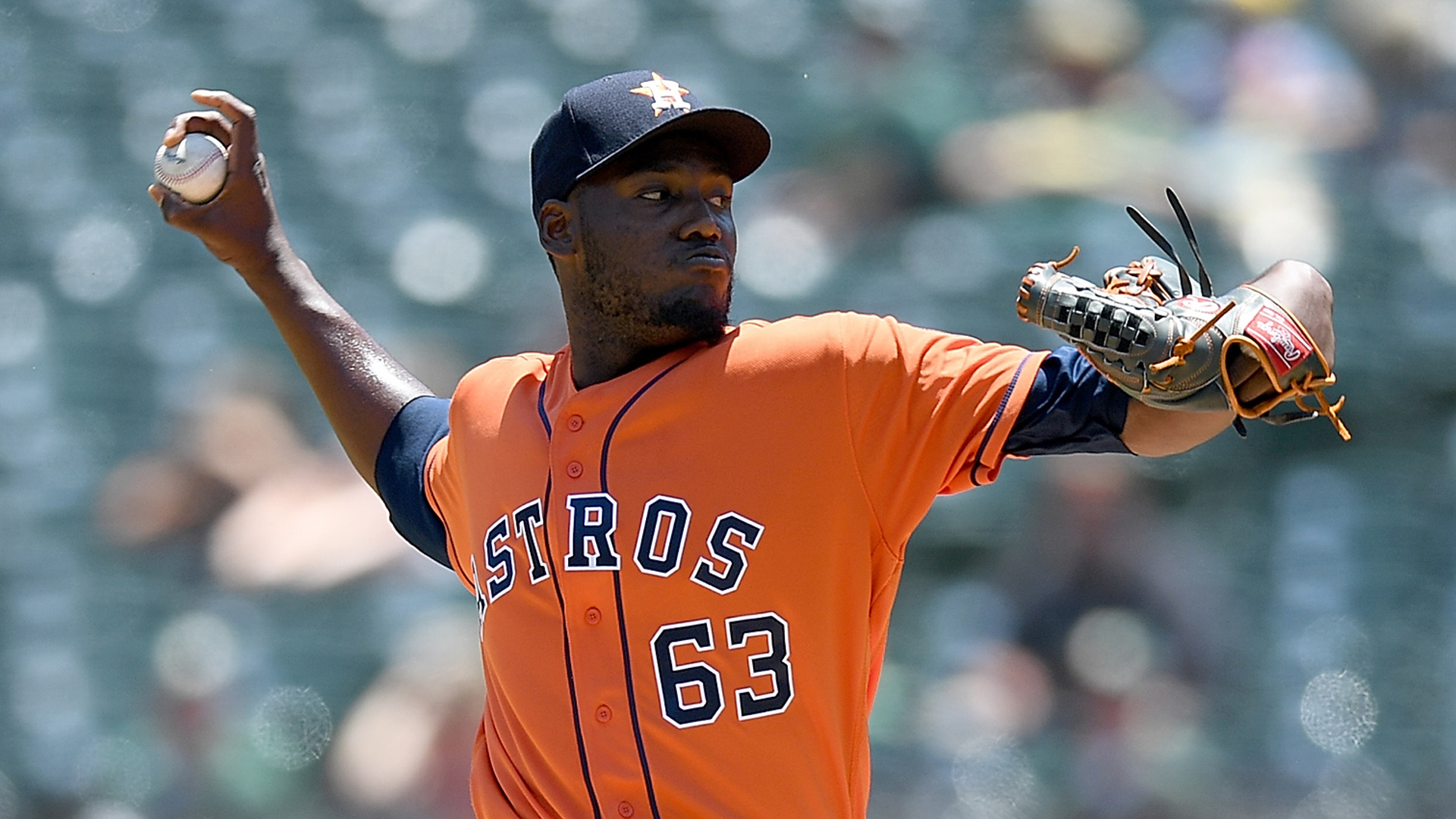 Astros pitcher Paulino suspended 80 games