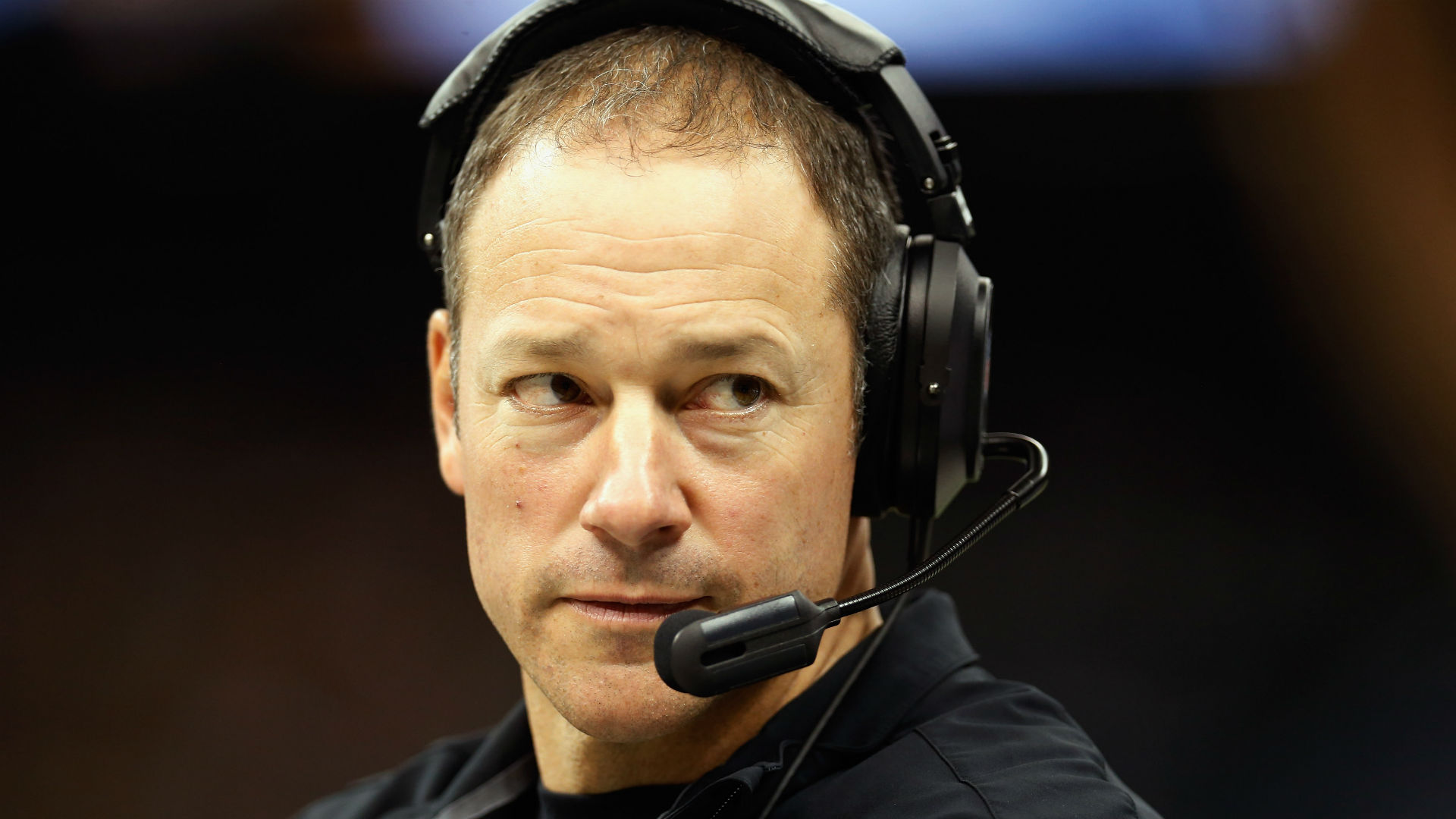Bills suspend OL coach Aaron Kromer for six games without pay