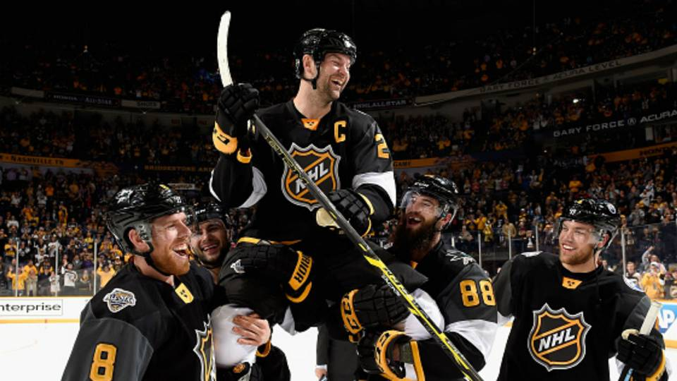 Former NHL defenseman John Scott said he almost died after falling through  ice on lake ad27d2a2b
