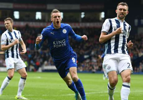 Vardy form has Shakespeare thrilled