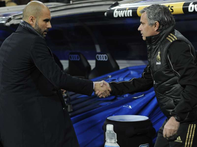 Mourinho might be Man United's only hope now Pep's joined the noisy neighbours