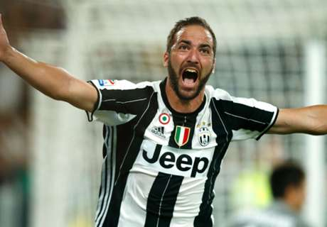 Higuain motivated by 'fat' comments