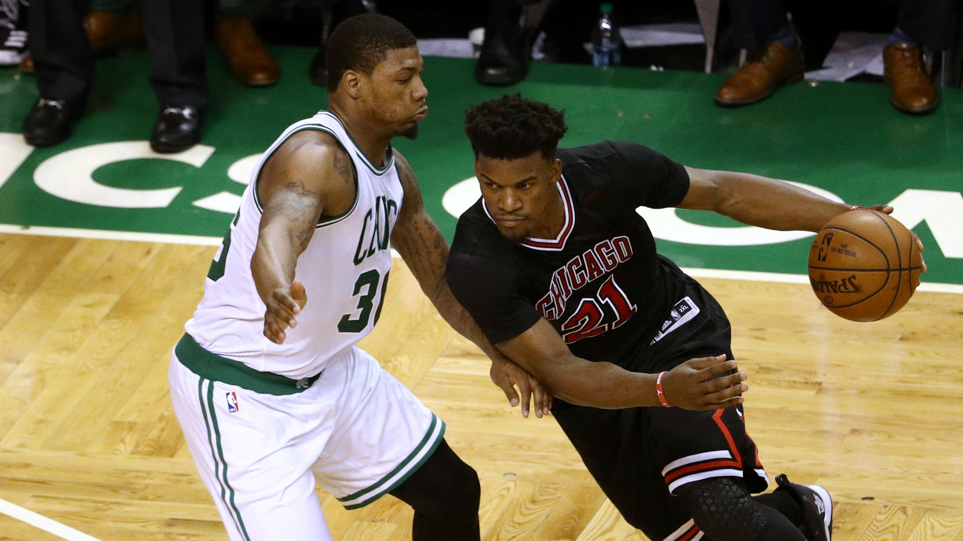 Bulls to start Canaan at point guard in Game 5 vs Celtics