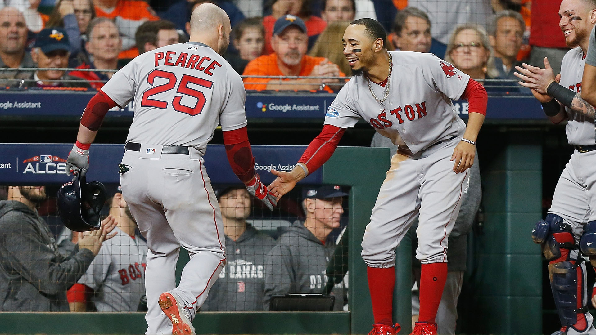 ALCS: Bradley Jr. powers Red Sox to 2-1 series lead