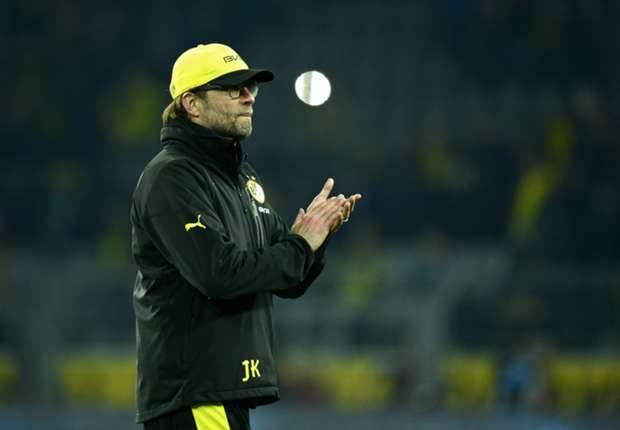 Dortmund not distracted by Madrid tie - Klopp