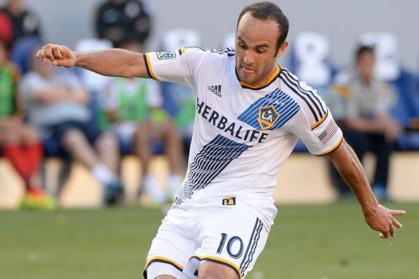 Donovan adds to stats as Galaxy run continues