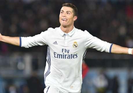 Inspirational Ronaldo rescues Madrid