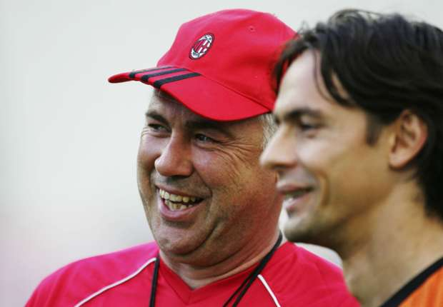 AC Milan v Torino Preview: Shadow of Ancelotti hangs over Inzaghi