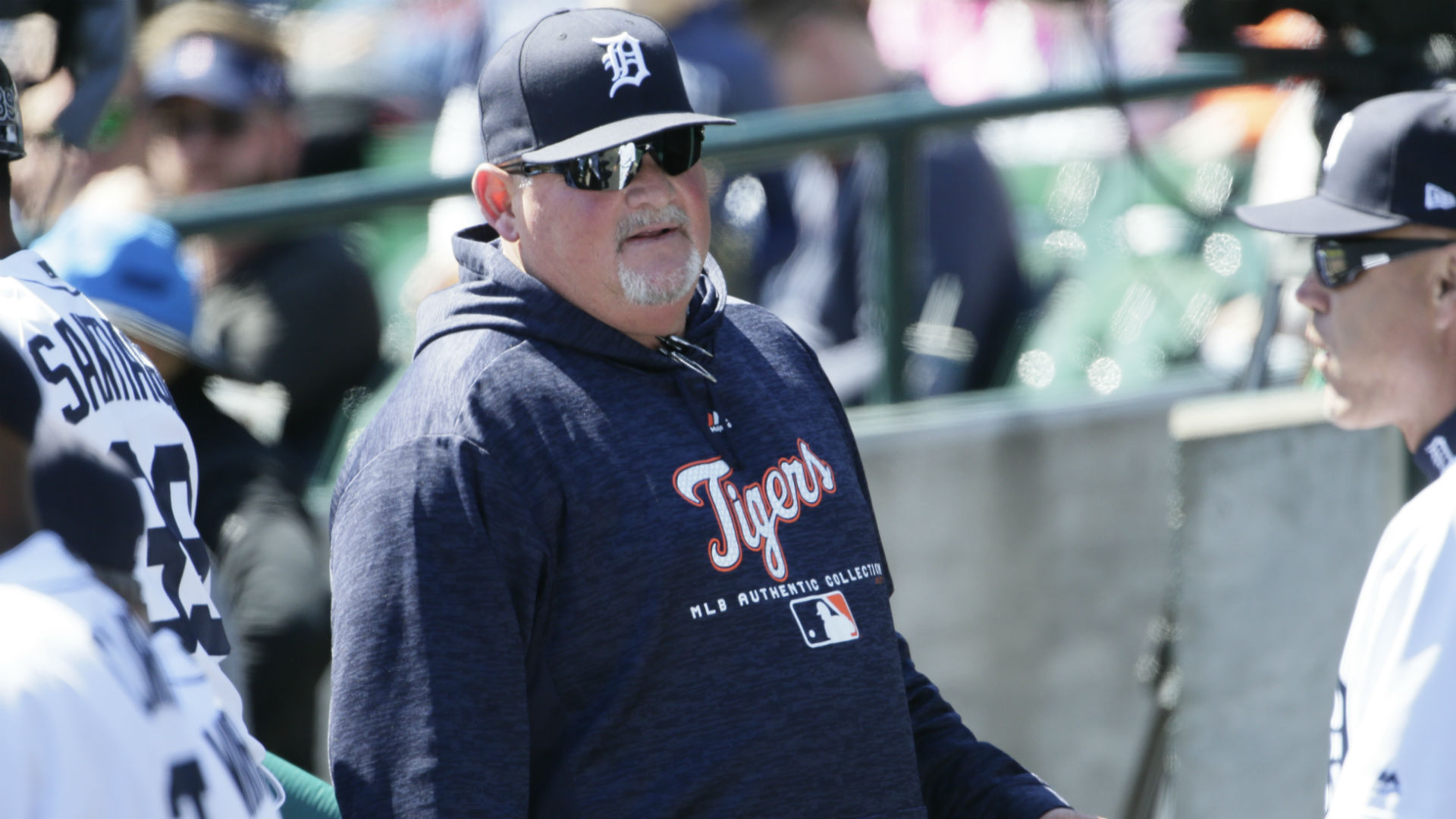 Tigers fire pitching coach Bosio over 'insensitive comments'