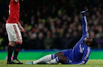 Zouma set for scan on knee injury