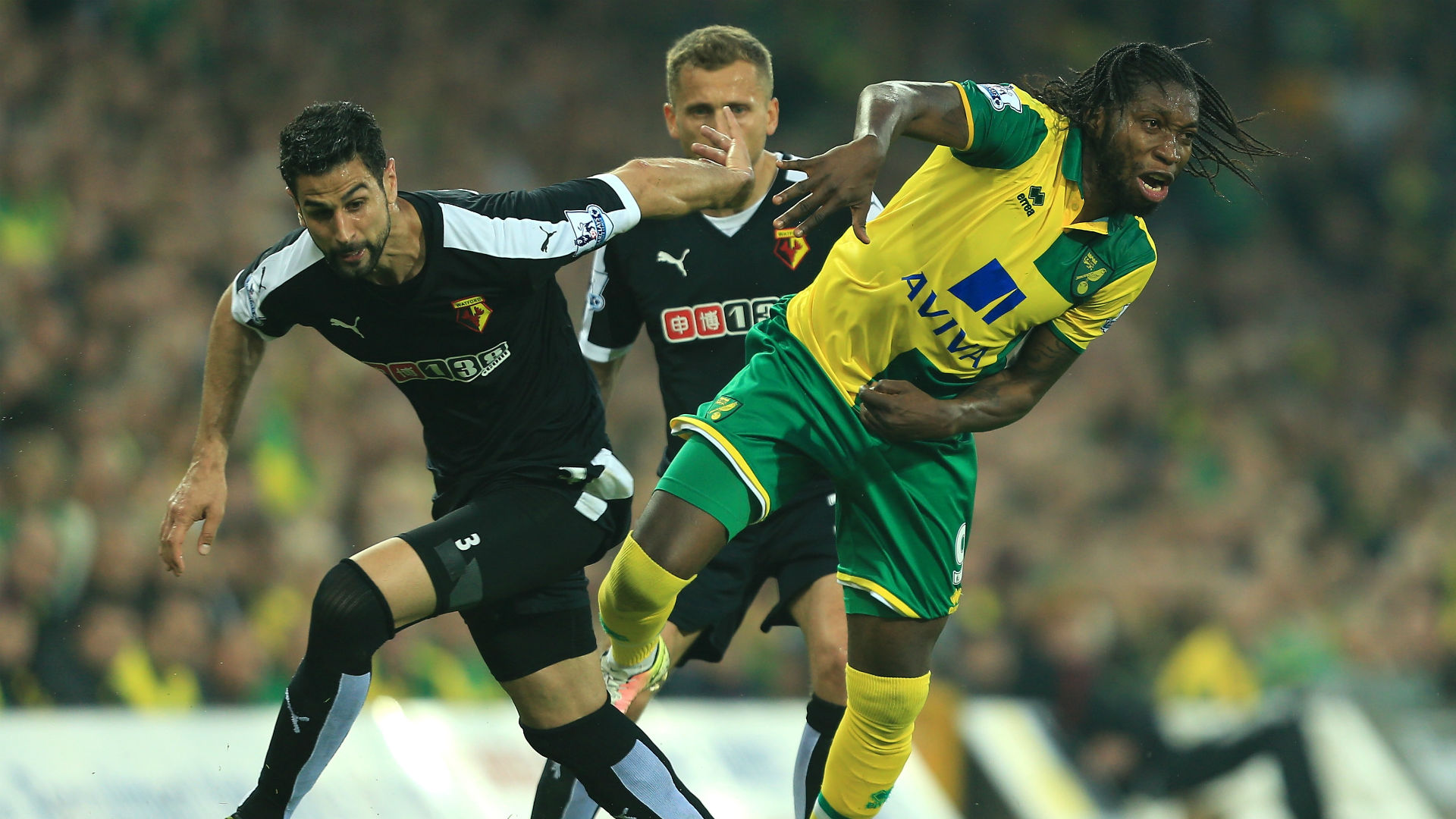 Video: Norwich City vs Watford