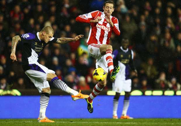 Crouch upbeat about Stoke plight despite Liverpool loss