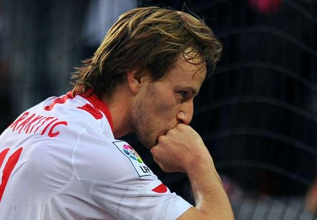 Sevilla midfielder Ivan Rakitic