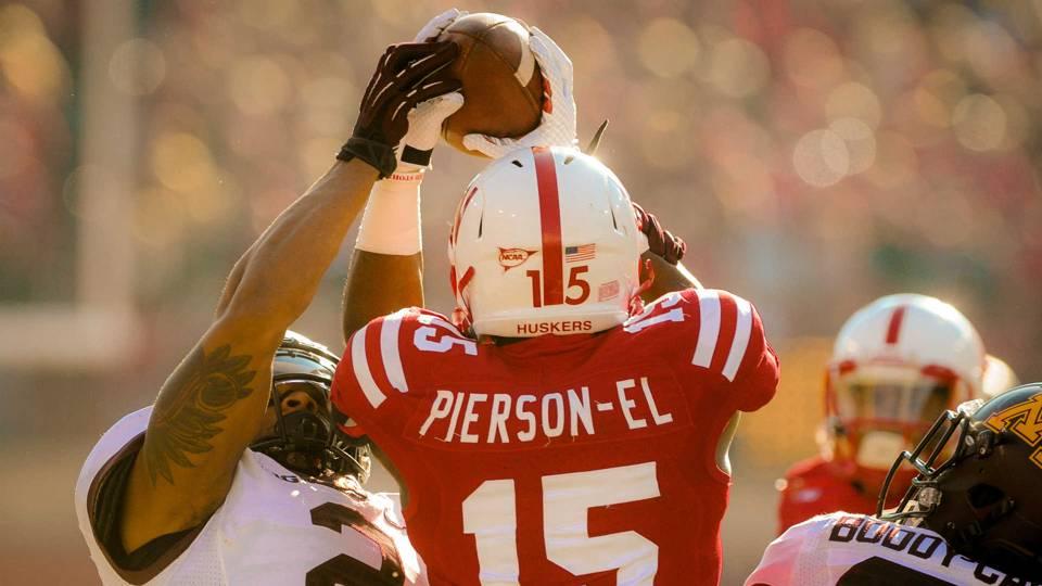 Nebraska's De'Mornay Pierson-El