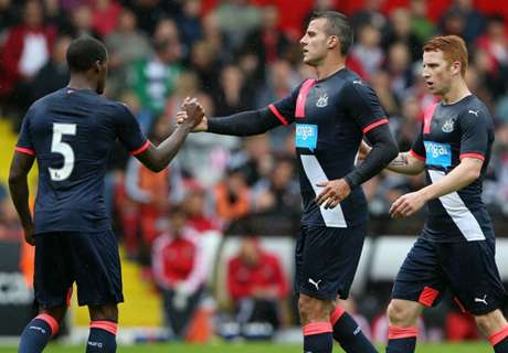REPORT: Sheffield Utd 2-2 Newcastle Utd