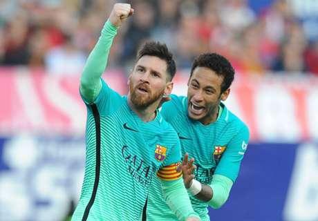 Messi & Neymar spark Brexit concerns