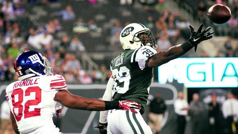 Jets safety Antonio Allen