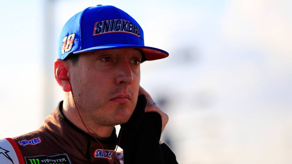 Kyle Busch on Ricky Stenhouse Jr. sparking 2 crashes at Daytona: 'He just doesn't care'