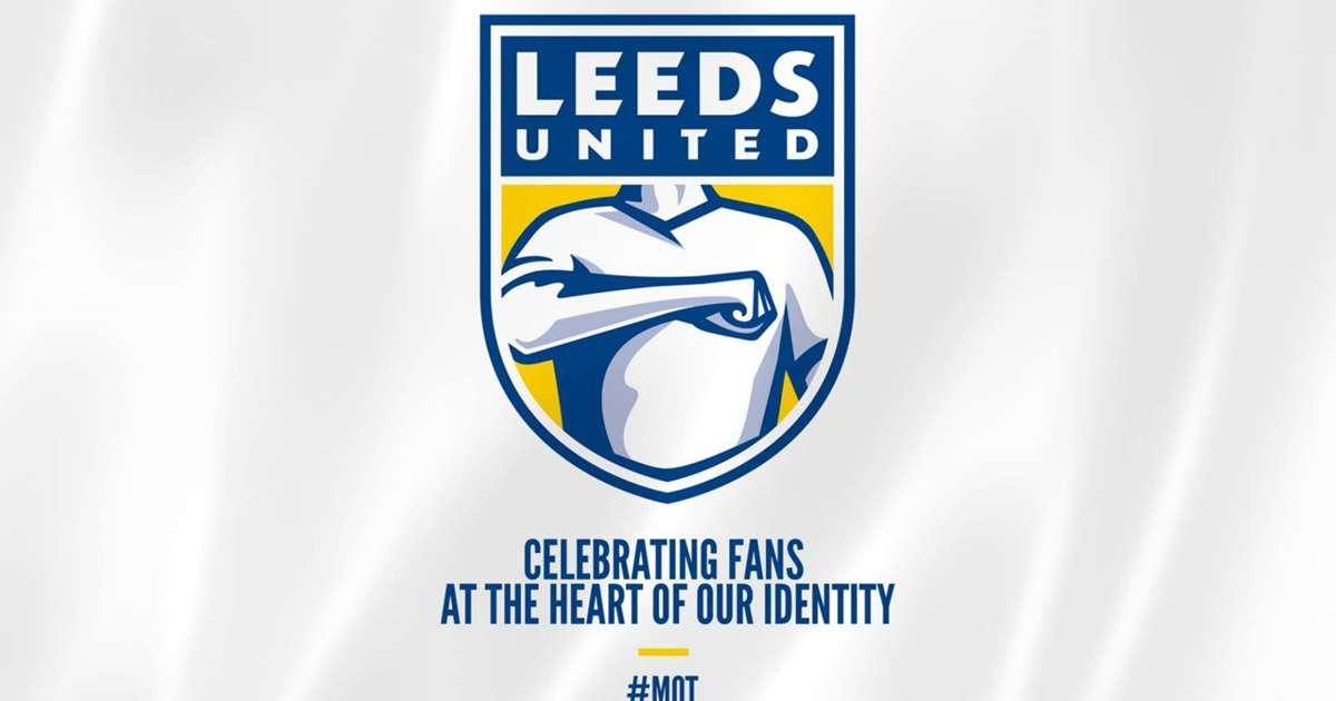 f33bd978b140f Leeds United's new crest leads to social media backlash