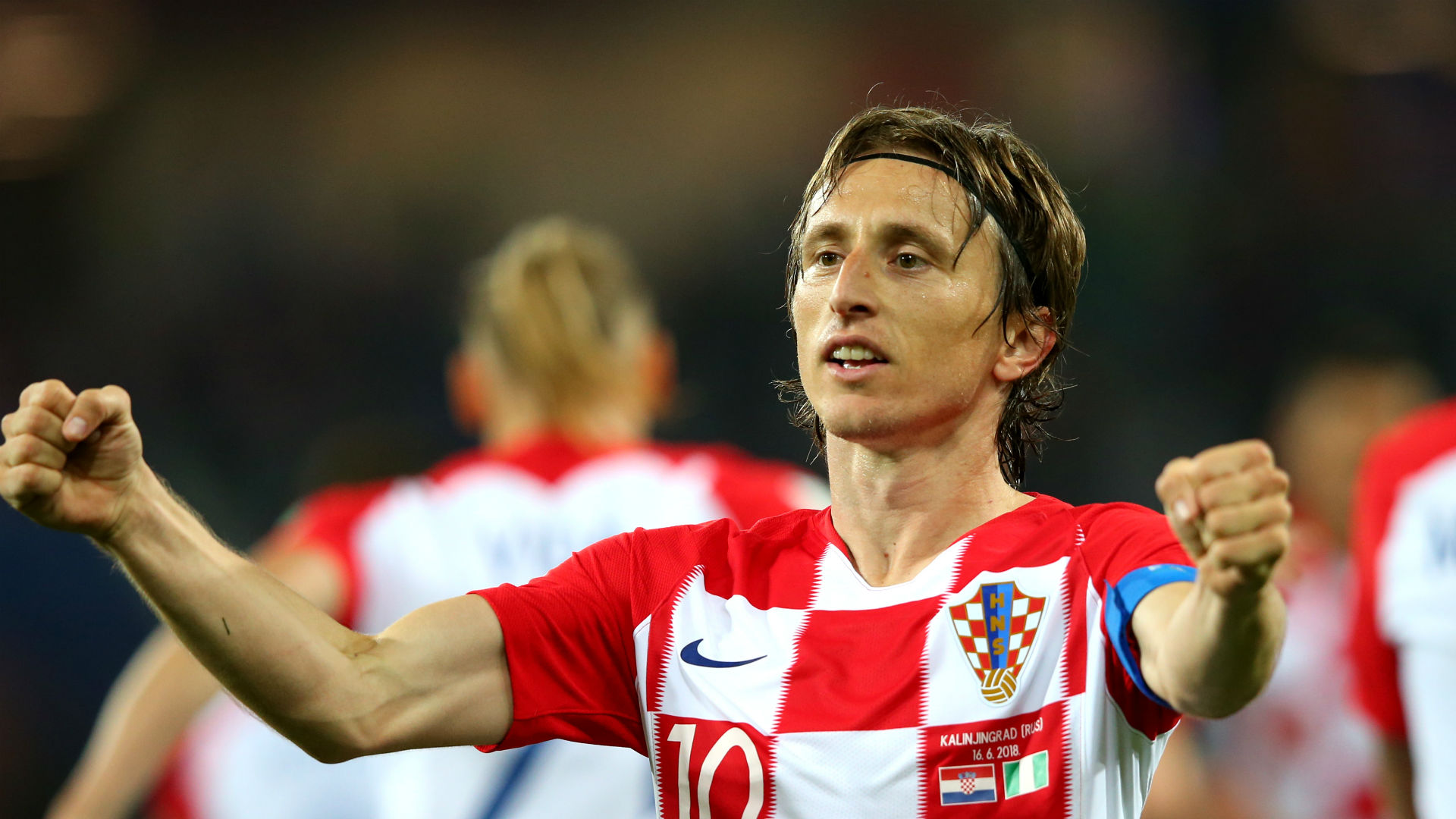 World Cup 2018: Luka Modric and Ivan Rakitic lift Croatia's late-night show | Soccer | Sporting News