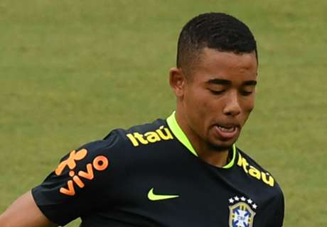 Gabriel Jesus not focused on Man City